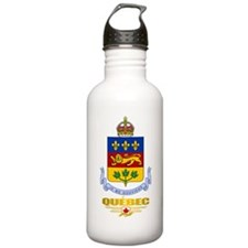Quebec COA Water Bottle