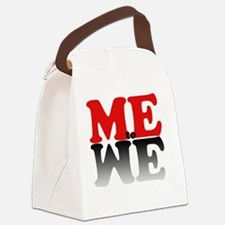 Me to We Canvas Lunch Bag