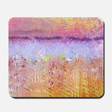 Wildflowers and Trees Mousepad