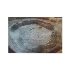 Stump Rectangle Magnet