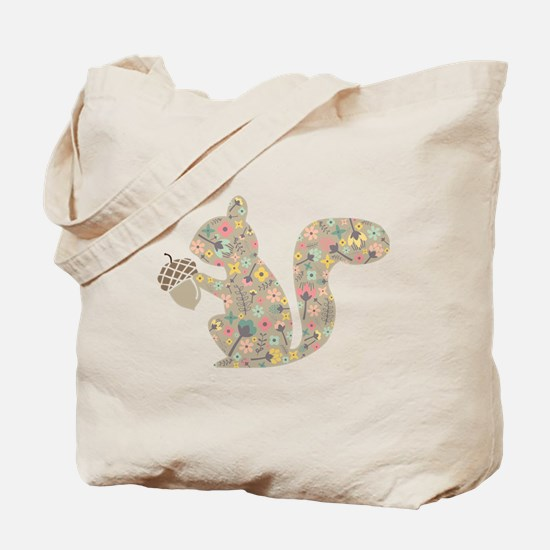 Unique Squirrels Tote Bag