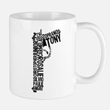 Sopranos Text Mugs