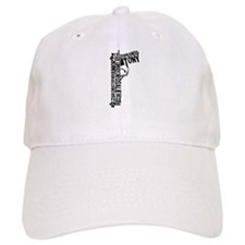 Sopranos Text Baseball Cap
