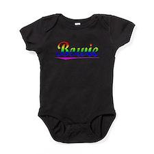 Unique Rainbow Baby Bodysuit