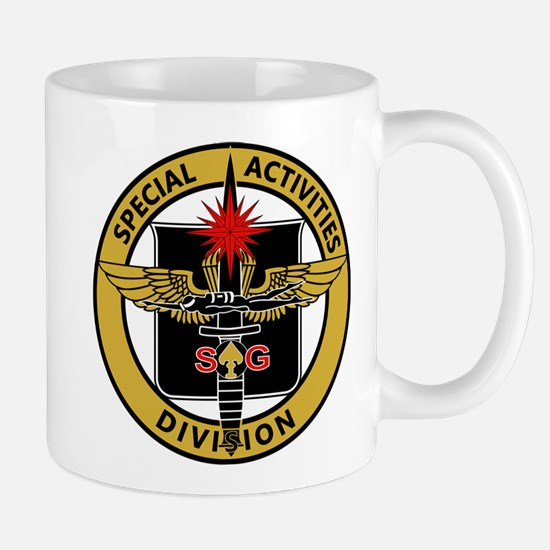 SOG - SAD Diver Mugs