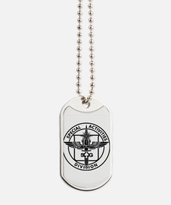 SOG - SAD Diver Dog Tags