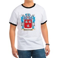 Robertson Coat of Arms - Family Cres T-Shirt