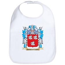 Robertson Coat of Arms - Family Crest Bib