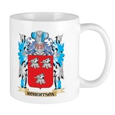 Robertson Coat of Arms - Family Crest Mugs
