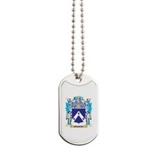 Robert Coat of Arms - Family Crest Dog Tags