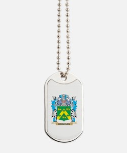 Robinson Coat of Arms - Family Crest Dog Tags
