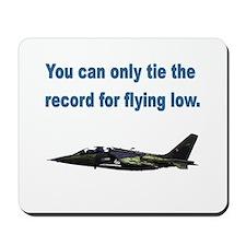 Record Low Mousepad