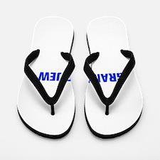 Grammar Jew-Akz blue 500 Flip Flops