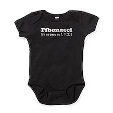 Fibonacci Baby Bodysuit