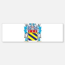 Rocco Coat of Arms - Family Crest Bumper Bumper Bumper Sticker
