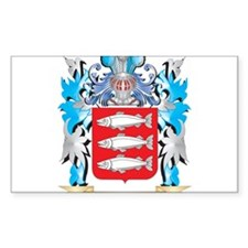 Roche Coat of Arms - Family Crest Decal