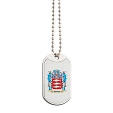 Roche Coat of Arms - Family Crest Dog Tags