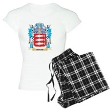 Roche Coat of Arms - Family Pajamas