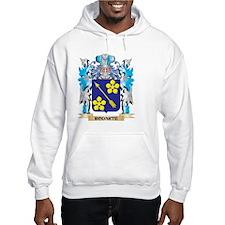 Rodarte Coat of Arms - Family Cr Hoodie
