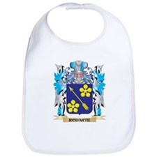 Rodarte Coat of Arms - Family Crest Bib