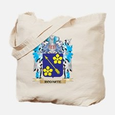 Rodarte Coat of Arms - Family Crest Tote Bag