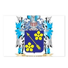 Rodarte Coat of Arms - Fa Postcards (Package of 8)