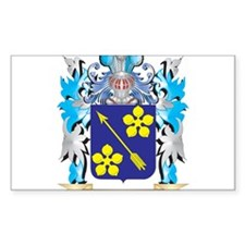 Rodarte Coat of Arms - Family Crest Decal