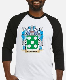 Roderick Coat of Arms - Family Cre Baseball Jersey