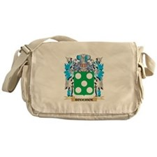 Roderick Coat of Arms - Family Crest Messenger Bag