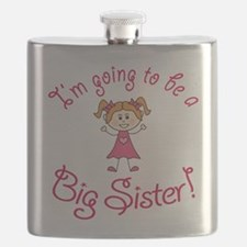 Im going to be a Big Sister! Flask