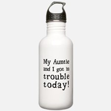 My Auntie and I got in Water Bottle