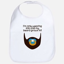 Until my beard grows in Bib