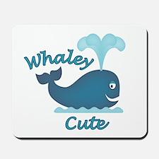 Whaley Cute Mousepad