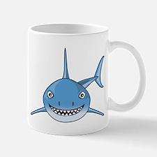Blue Shark Mugs