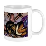 Chihuahua Dogs art mug