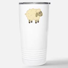 Sheep Stainless Steel Travel Mug