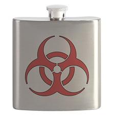Biohazard Flask
