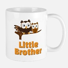 Little Brother Owl Mugs