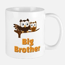 Big Brother Owl Mugs