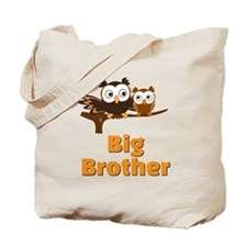 Big Brother Owl Tote Bag
