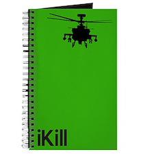 iPod LOGO APACHE AH-64 Journal