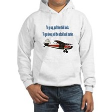 To go up... Hoodie