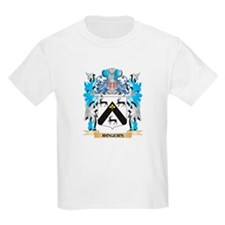 Rogers Coat of Arms - F T-Shirt
