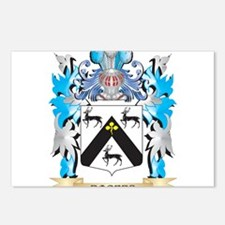 Rogers Coat of Arms - Fam Postcards (Package of 8)