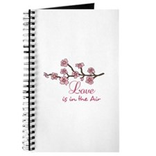 LOVE IN THE AIR Journal