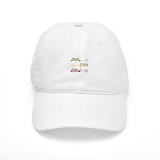 DRAW CREATE COLOR Baseball Hat