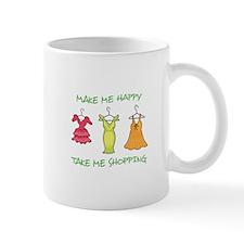 Take Me Shopping Mugs