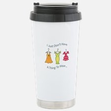 A Thing To Wear.... Travel Mug