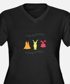A Thing To Wear.... Plus Size T-Shirt