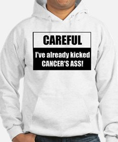 Kicked Cancer's Ass Hoodie